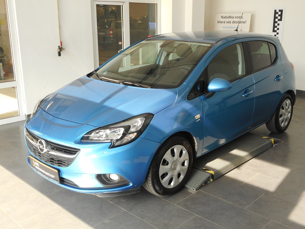 Opel Corsa 1,4 ACTIVE, 9Tkm,TOP STAV