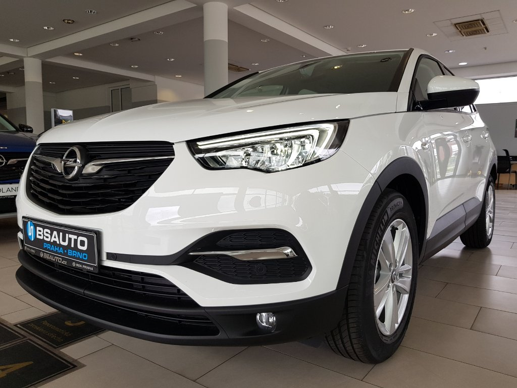 Opel Grandland X ENJOY 1,2 Turbo 96kW + ZP