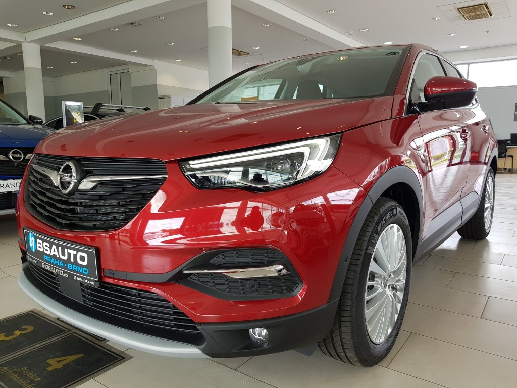Opel Grandland X INNOVATION 1,6 Turbo AT8 + ZP