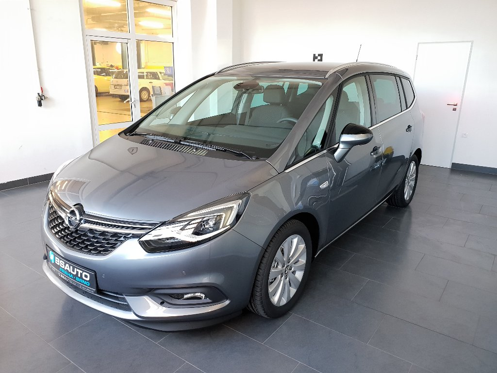 Opel Zafira INNOVATION 1.6 TURBO 125kW