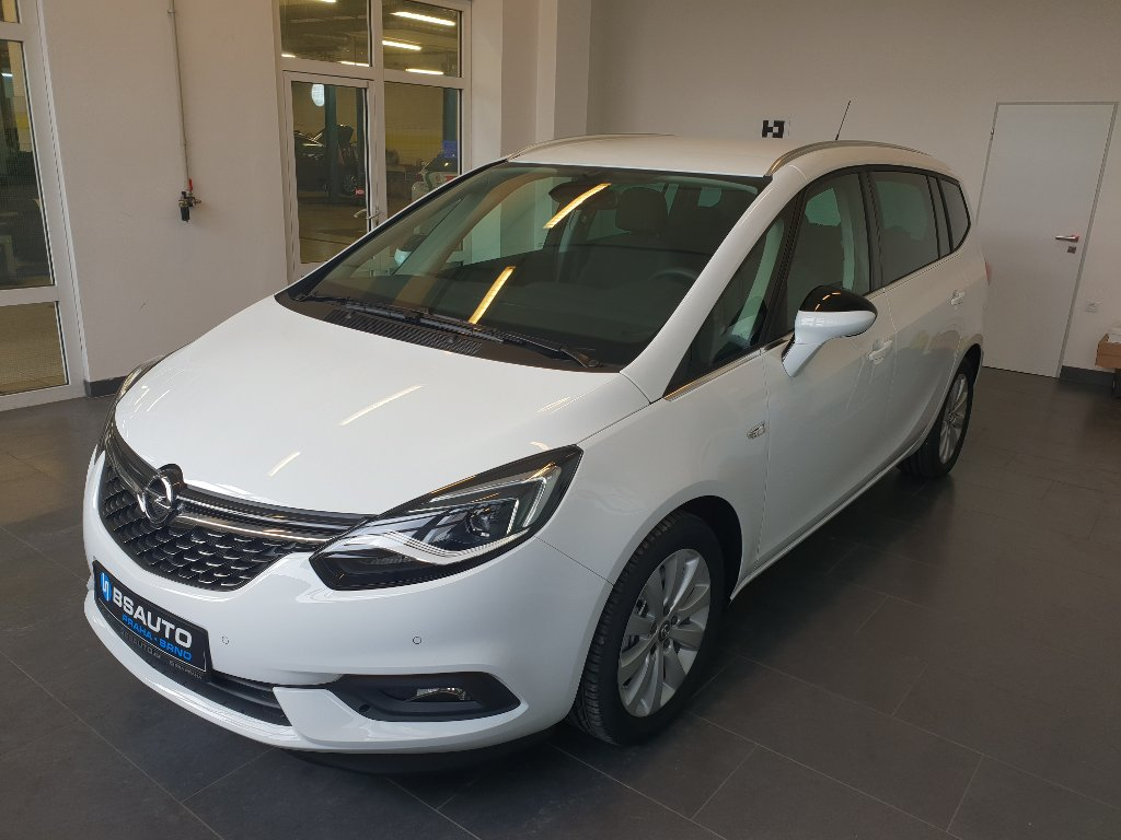 Opel Zafira INNOVATION 1.6T 100kW AT6 + ZP