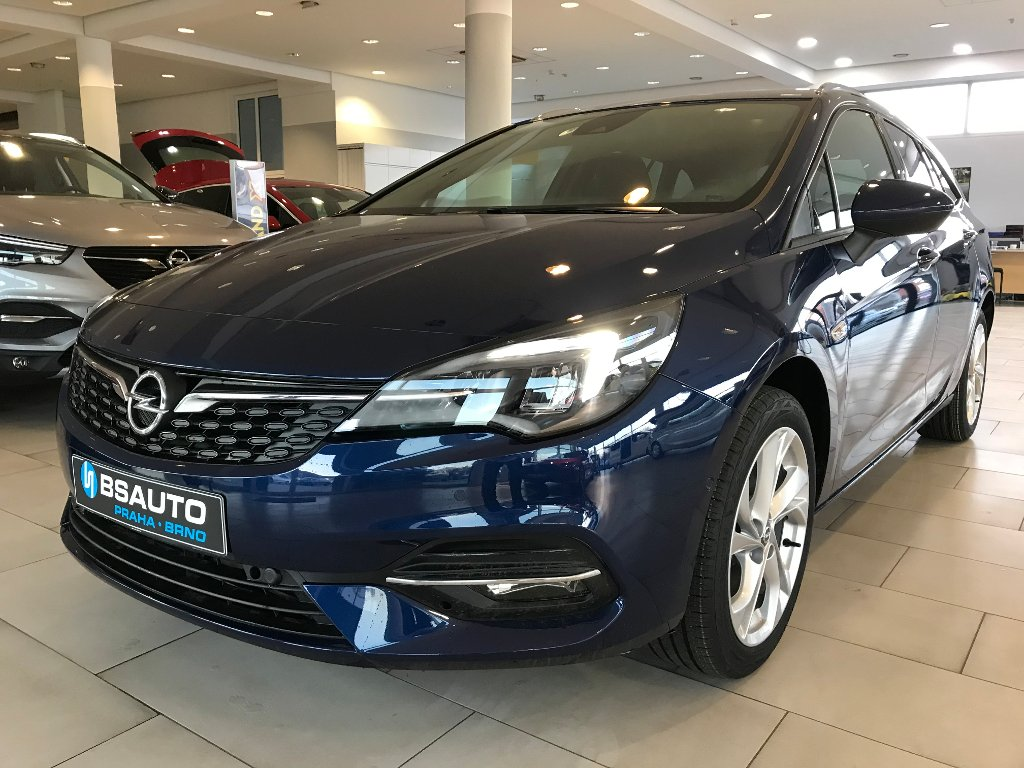 Opel Astra ST GS Line 1,2 Turbo + ZP
