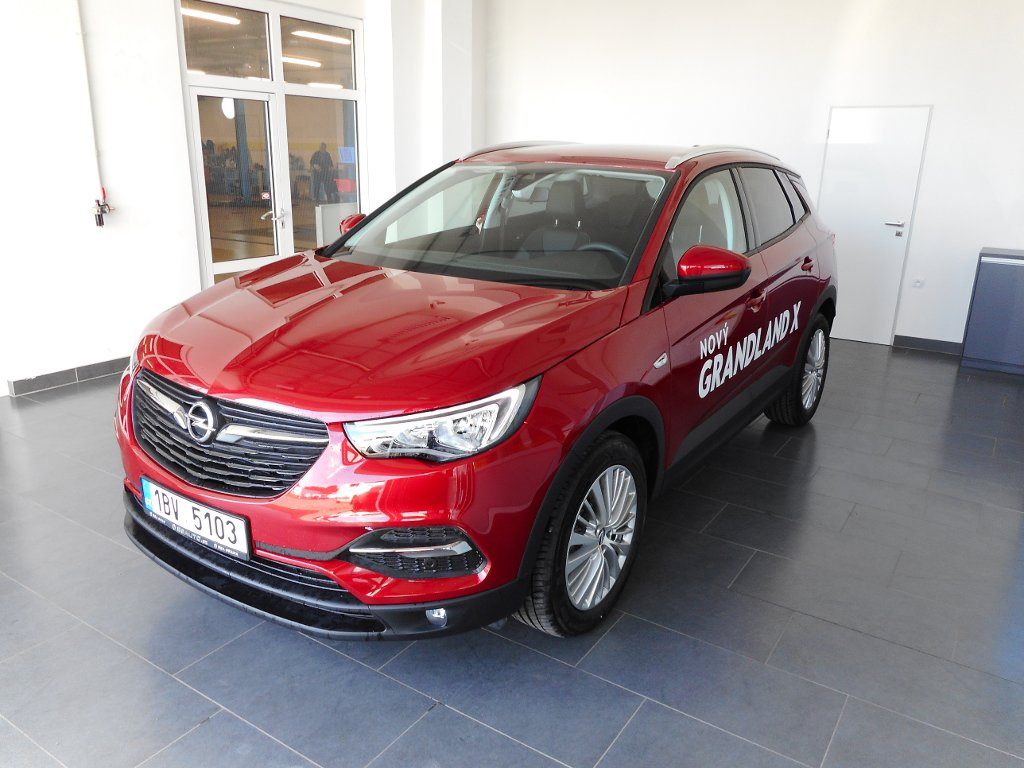 Opel Grandland X ENJOY 1.2 TURBO 96kW AT6