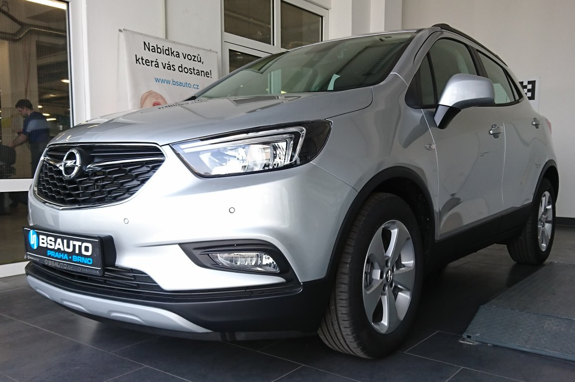 Opel Mokka SMILE 1,4 TURBO 103kW MT6 + ZP