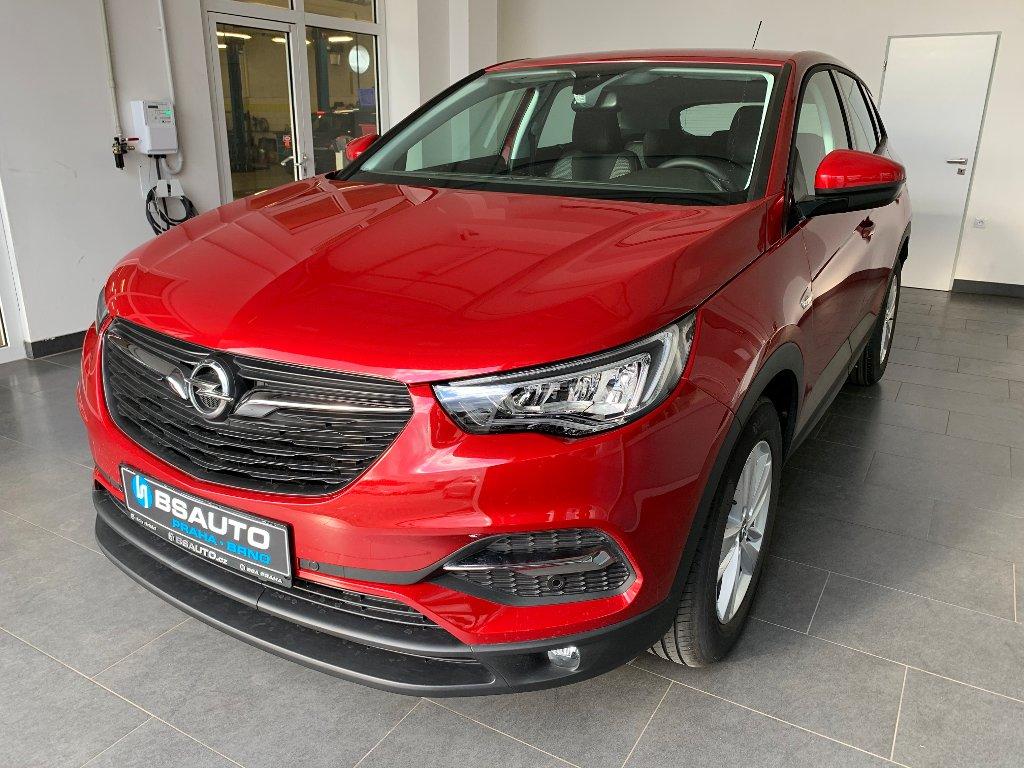 Opel Grandland X Enjoy 1.2 TURBO 96kW