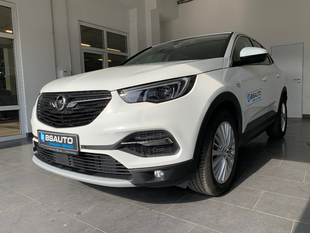 Opel Grandland X INNOVATION 2,0 CDTI AT8 + ZP
