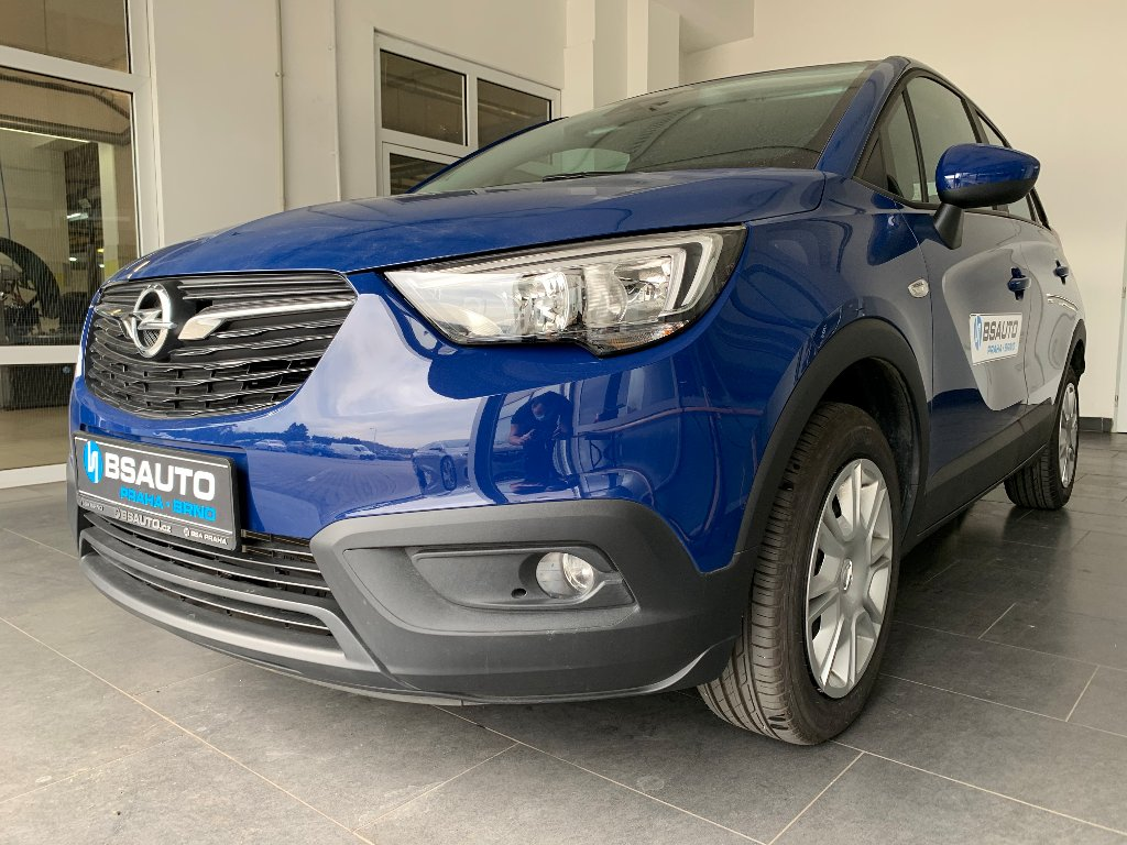 Opel Crossland X ENJOY 1,2 Turbo + ZP Zdarma