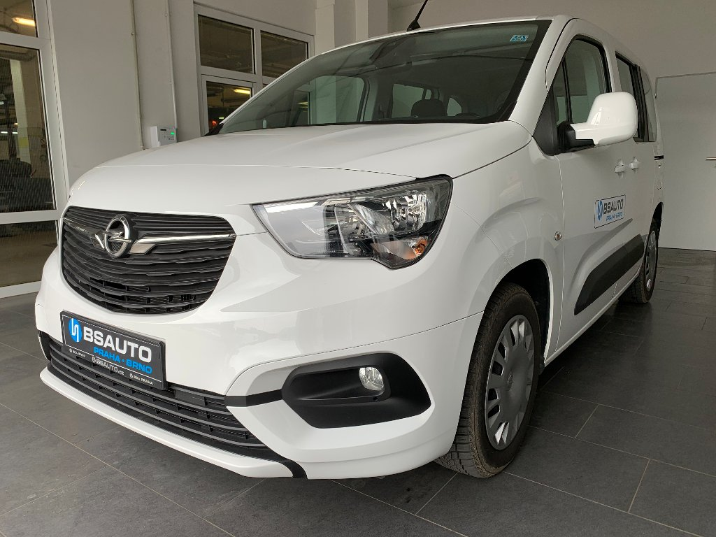 Opel Combo ENJOY 1,5 CDTI 102k MT5 + ZP