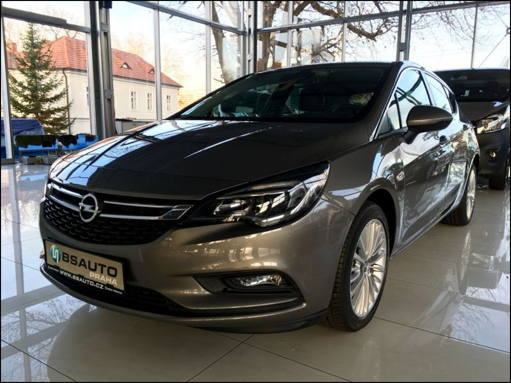 Opel Astra Innovation 1,4 Turbo MT6 125k