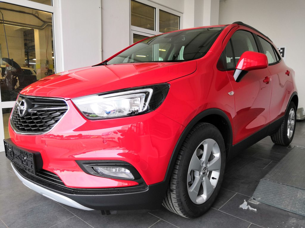 Opel Mokka SMILE 1,4 TURBO 103kW