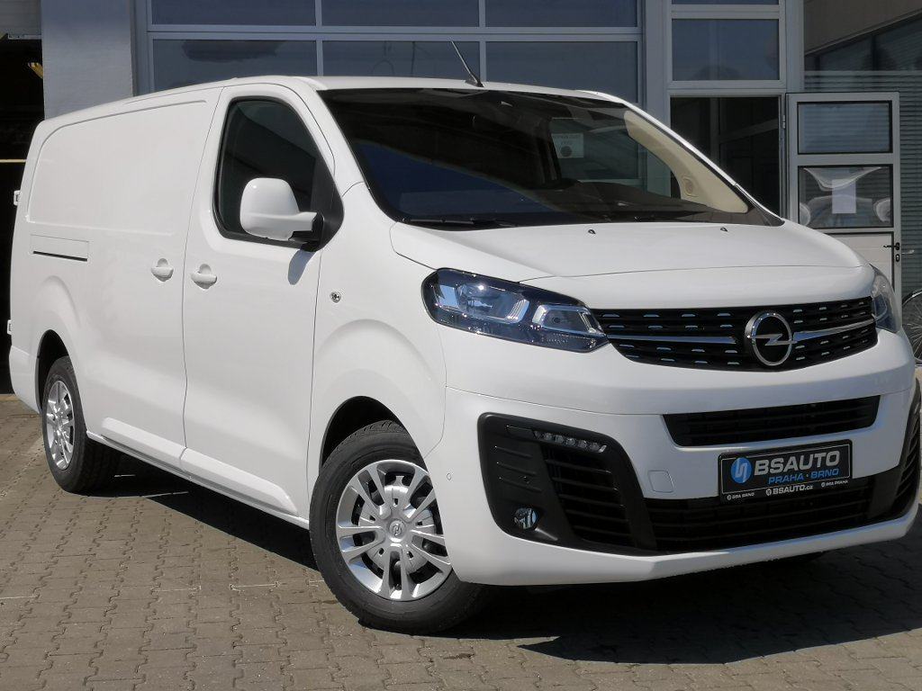 Opel Vivaro VAN L2, 122k, INOVATION