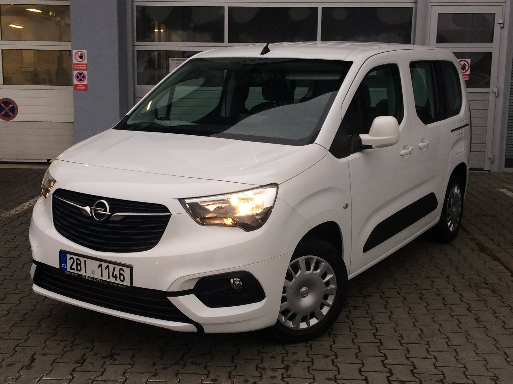 Opel Combo ENJOY L1 1,5 100K MT5