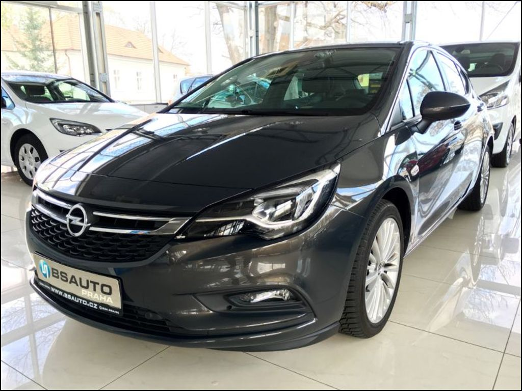 Opel Astra Innovation 1,6CDTi 100kW/136k