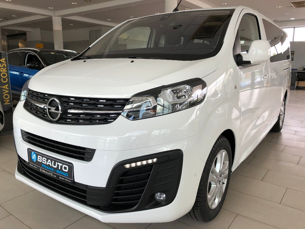 "Opel Zafira ENJOY ""L"" 2,0CDTI AT8 + ZP"