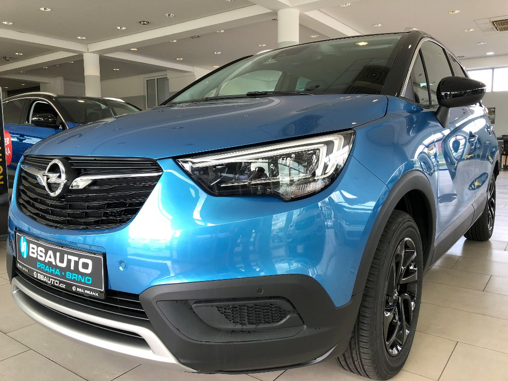 Opel Crossland X INNOVATION 1,2Turbo +ZP Zdarma
