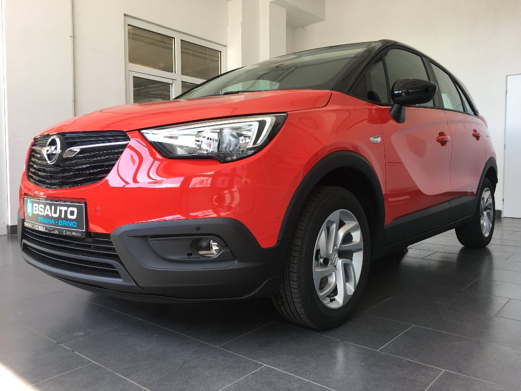 Opel Crossland X Enjoy 1.2 81kW