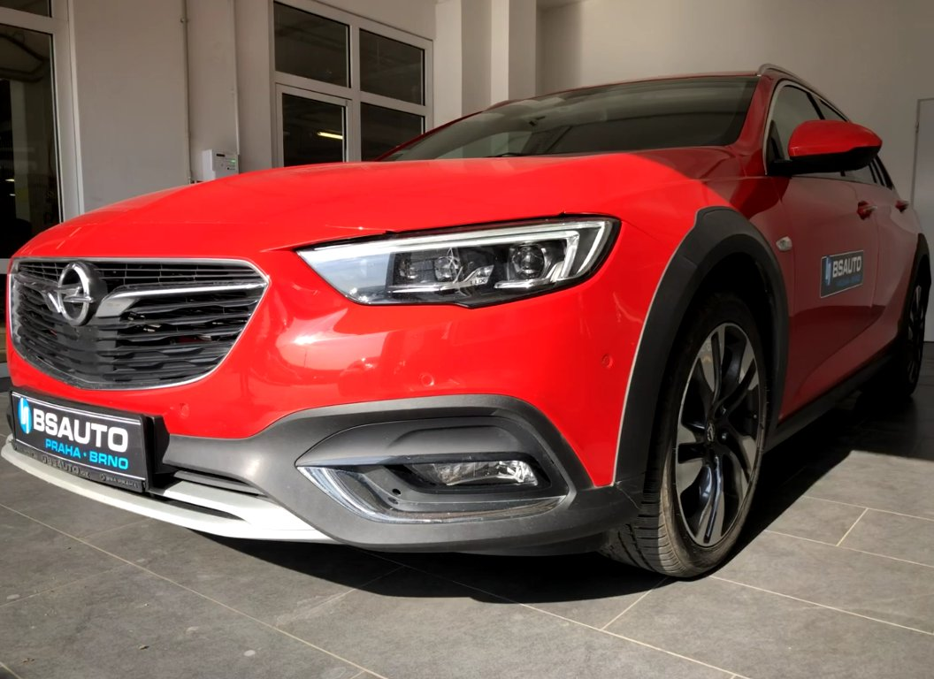 Opel Insignia COUNTRY TOURER 2,0 CDTI AWD AT