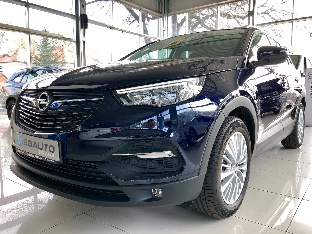 Opel Grandland X Enjoy 1,2 Turbo + ZP zdarma