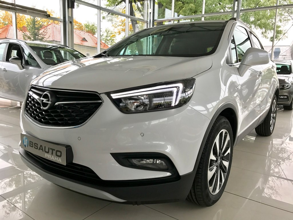Opel Mokka X Innovation 1,4 Turbo 140koní