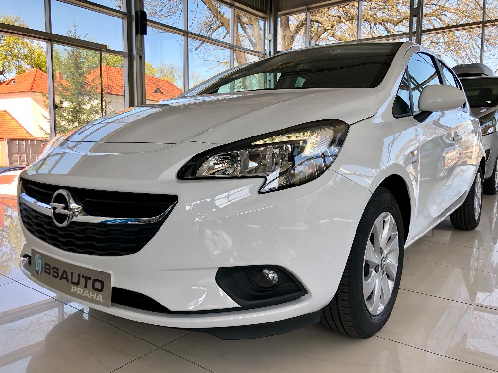 Opel Corsa Smile 1,4Turbo MT6 + ZP zdarma