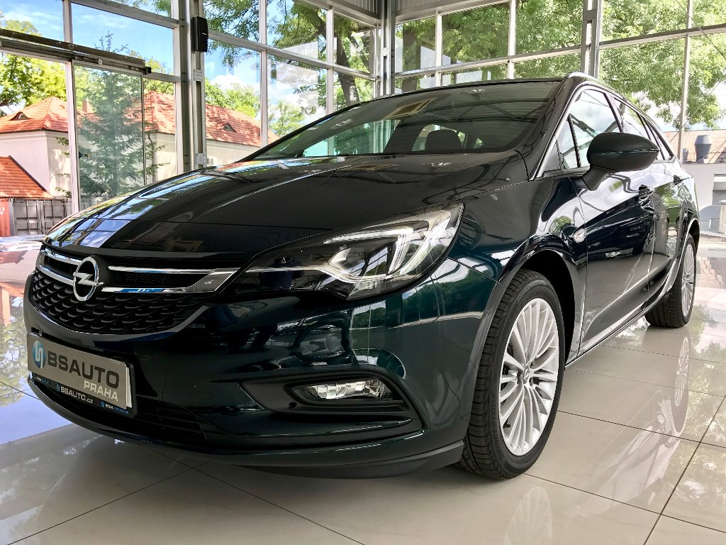 Opel Astra Innovation 1,4Turbo Automat+ZP