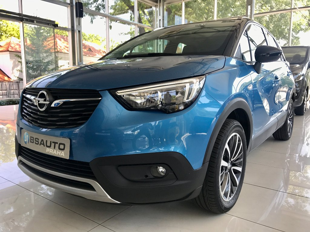 Opel Crossland X Innovation 1,2 60kW+ZP zdarma