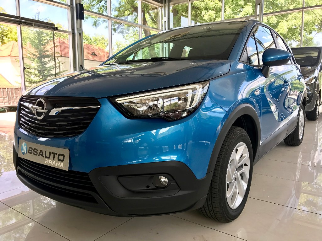 Opel Crossland X Smile 1,2 Turbo AUTOMAT + ZP