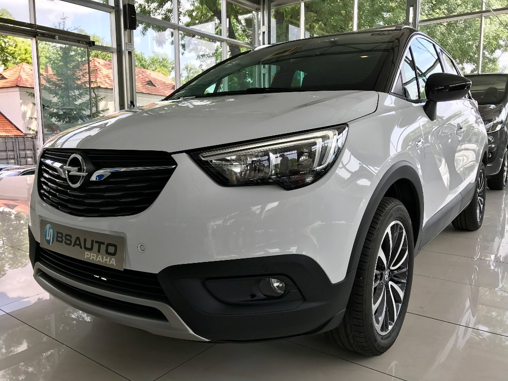 Opel Crossland X Innovation 1,2 Turbo AUTOMAT