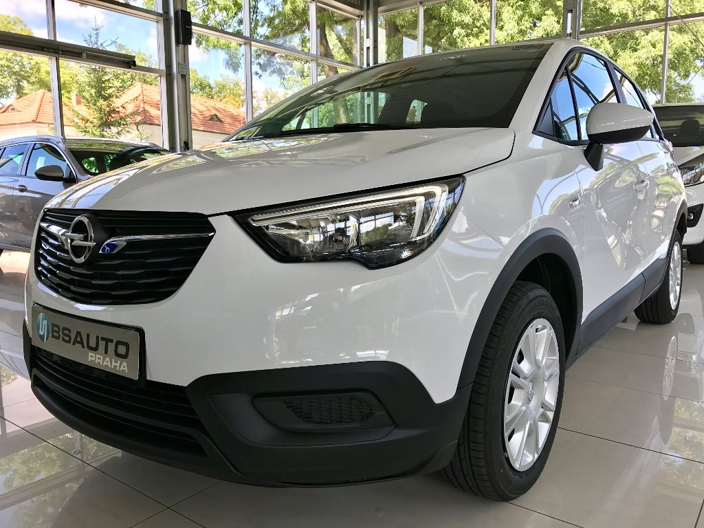 Opel Crossland X Enjoy 1,2 60 kW / 81 koní