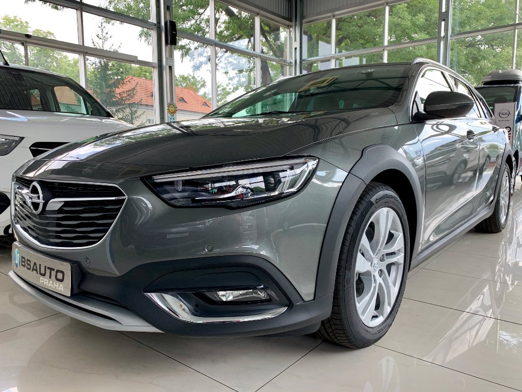Opel Insignia Country Tourer 2,0CDTi AUTOMAT