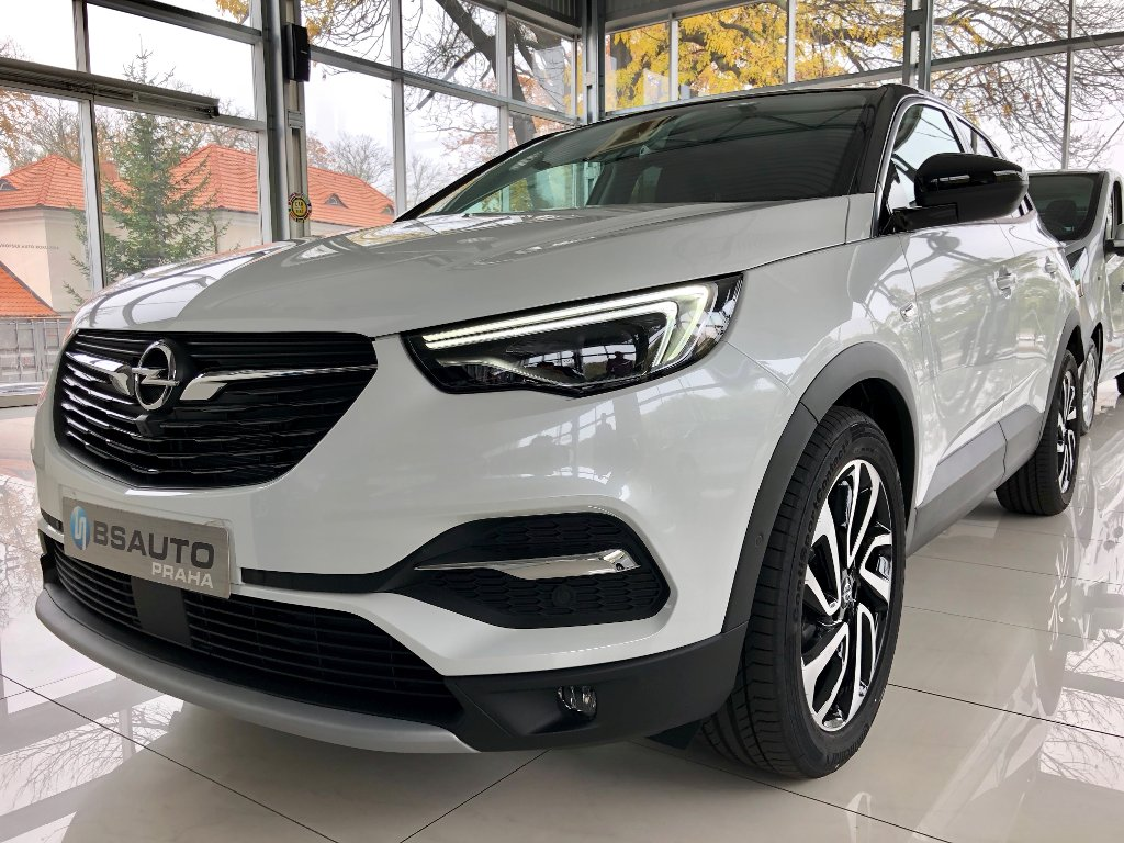Opel Grandland X Ultimate 2,0 CDTi AT8 + ZP