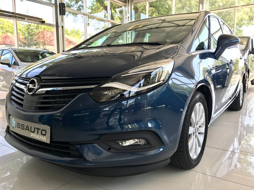 Opel Zafira Innovation 2,0 CDTi 125kW/170k