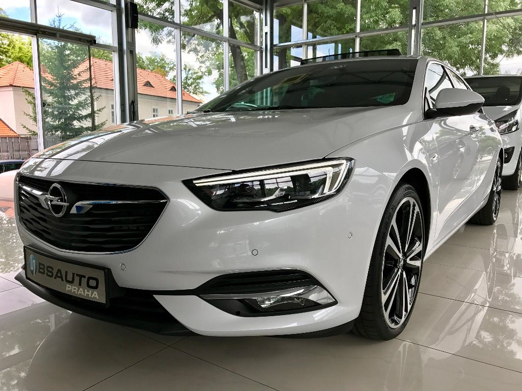 Opel Insignia GS Innovation 2,0CDTi AT8 + ZP