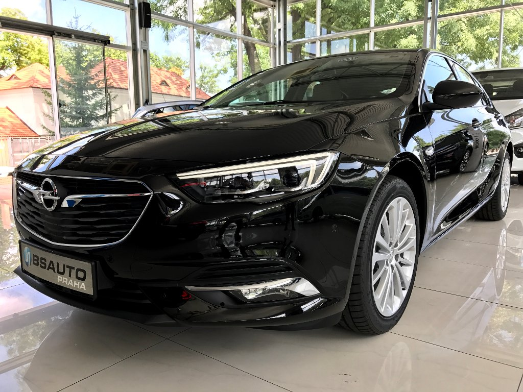 Opel Insignia Innovation 2,0CDTI AT8 + ZP