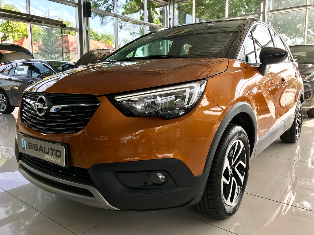 Opel Crossland X INNOVATION 1,2 AUTOMAT + ZP