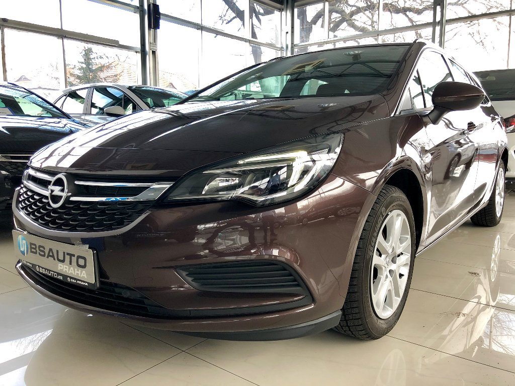 Opel Astra Smile 1,4 Turbo 92kW/125k MT6