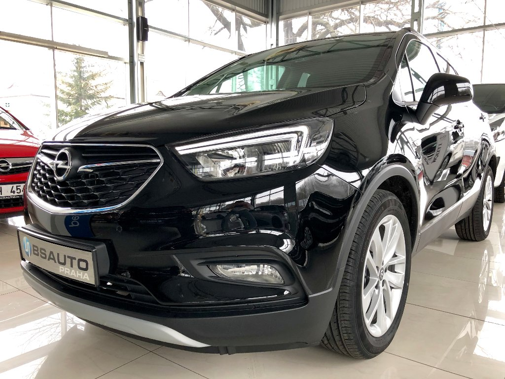 Opel Mokka Smile 1,4 Turbo 140 koní MT6