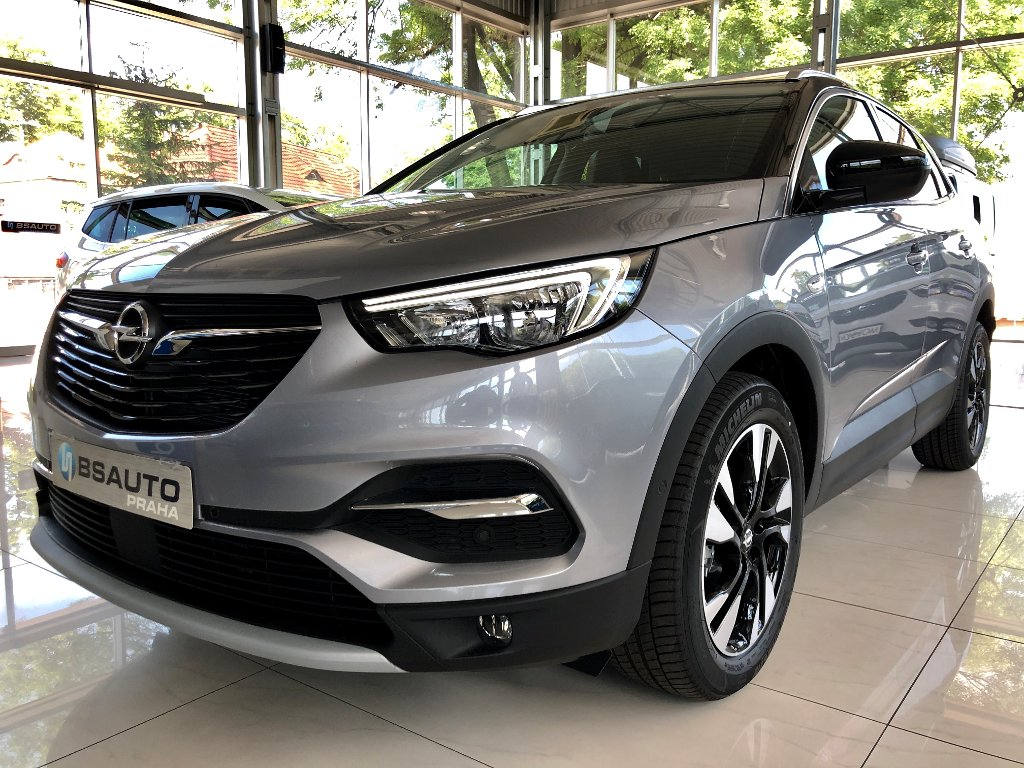 Opel Grandland X Innovation 1,6 Turbo AUTOMAT