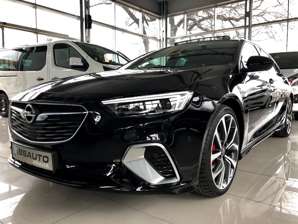 Opel Insignia 5DV. GSI 2,0 BITURBO 4X4 AT8