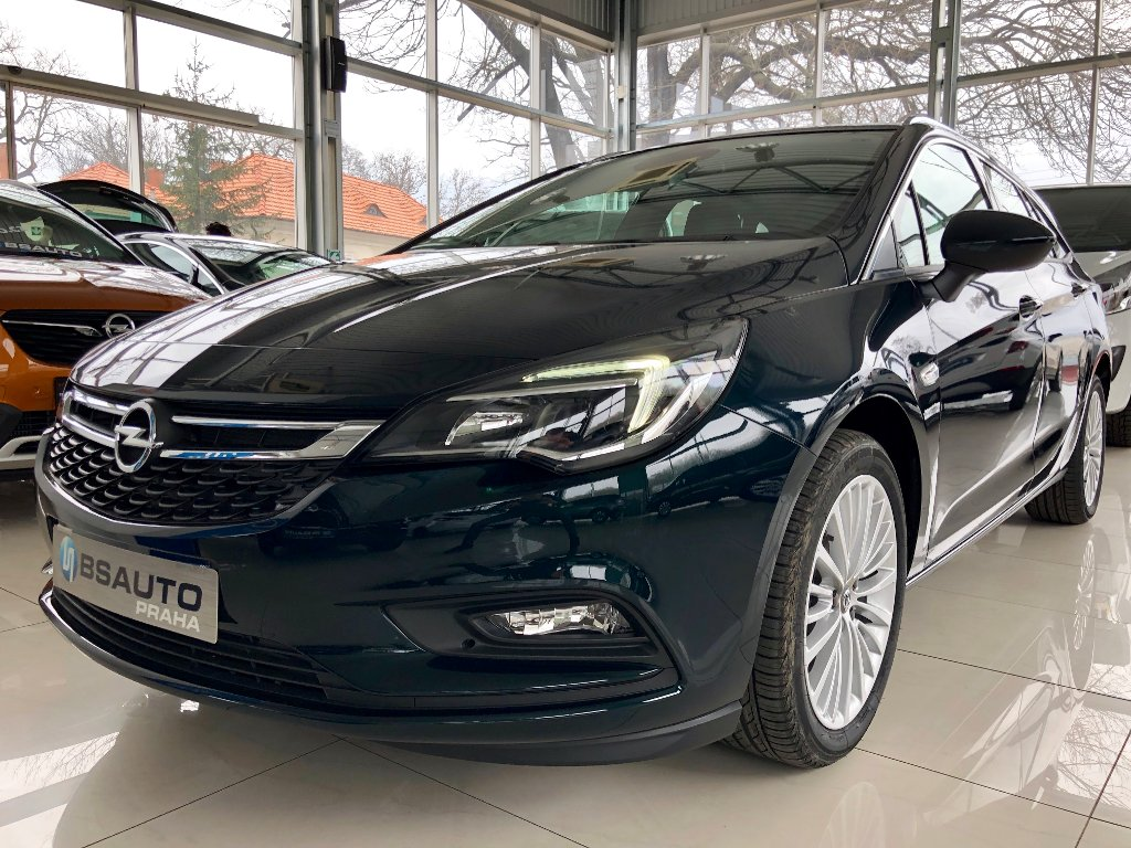 Opel Astra Innovation 1,4 Turbo 125 koní