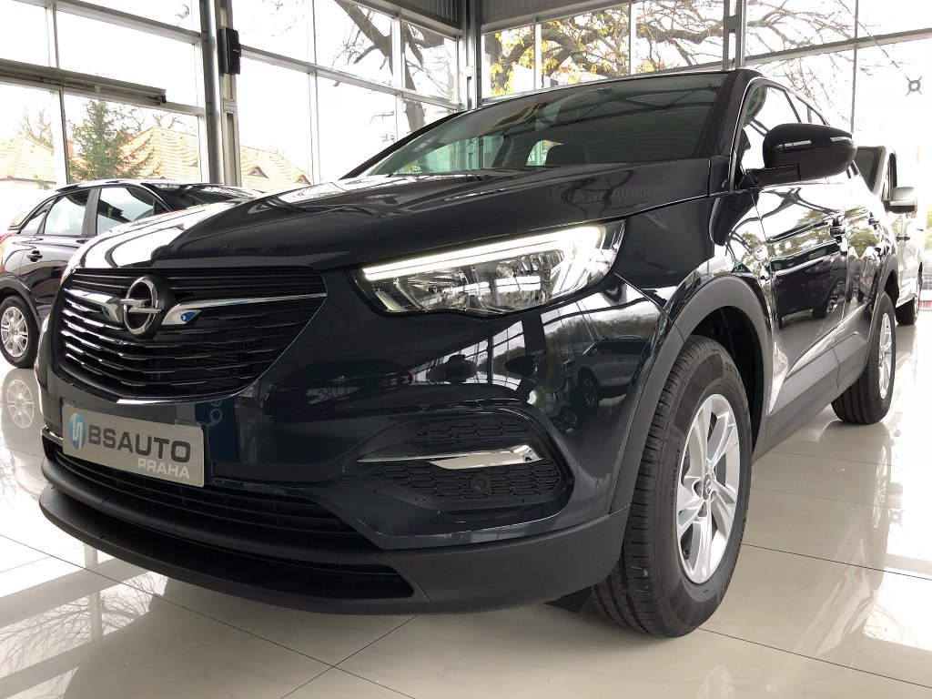 Opel Grandland X Selection 1,2 Turbo AUTOMAT+ZP