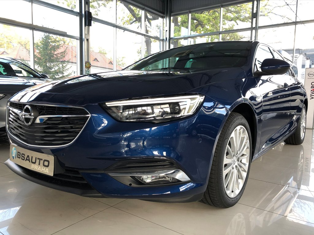 Opel Insignia GS Innovation 2,0 CDTi AT8 +ZP