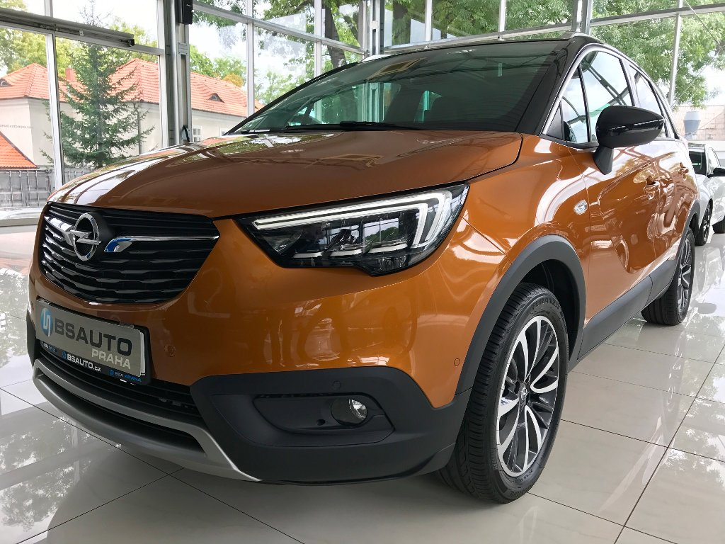 Opel Crossland X Innovation 1,2T MT6 +ZP zdarma