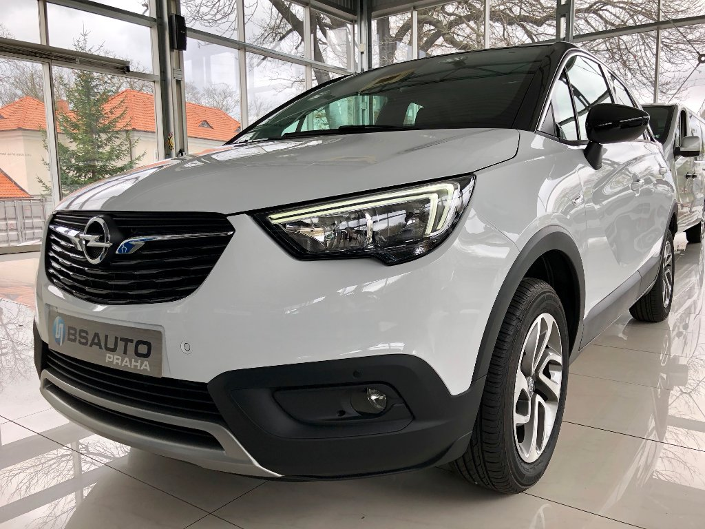 Opel Crossland X Innovation 1,5 CDTi +ZP zdarma