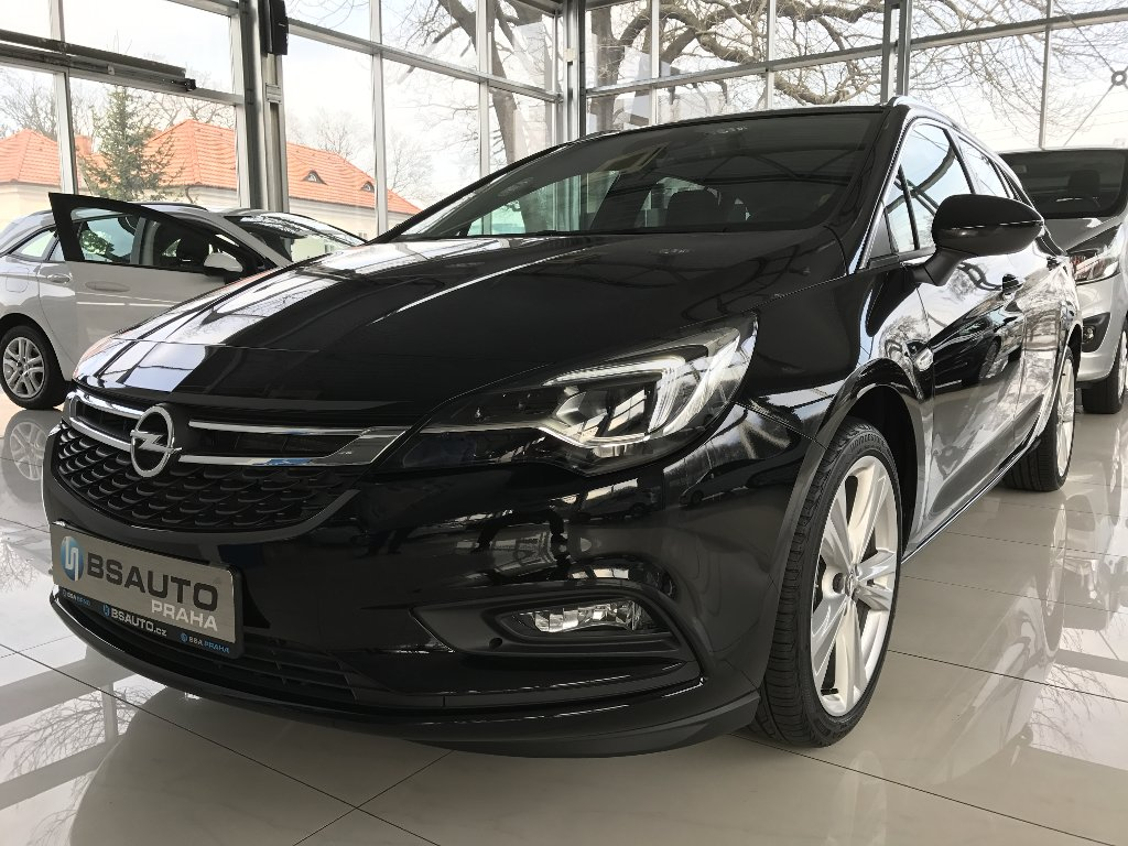 Opel Astra Innovation 1,4 Turbo + ZP