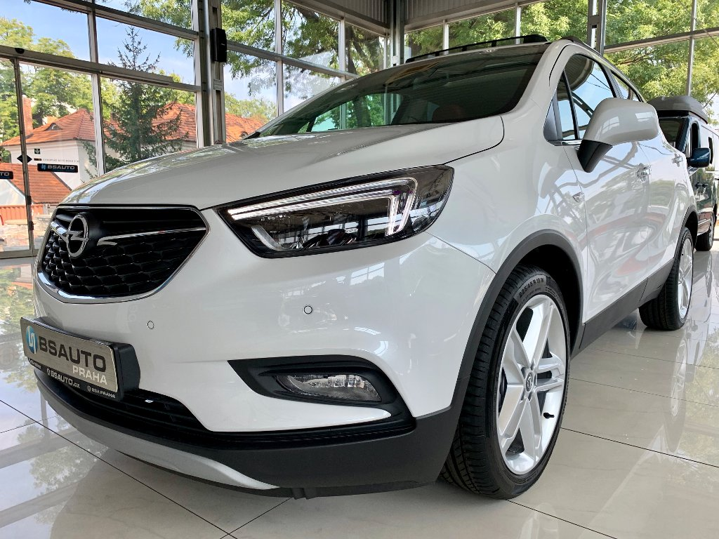 Opel Mokka X Innovation 1.4 Turbo AUTOMAT