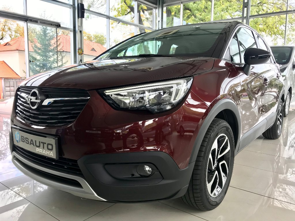 Opel Crossland X Innovation 1,2 60kW / 81 koní