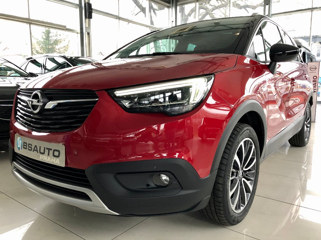 Opel Crossland X Innovation 1,2 AUTOMAT 130koní