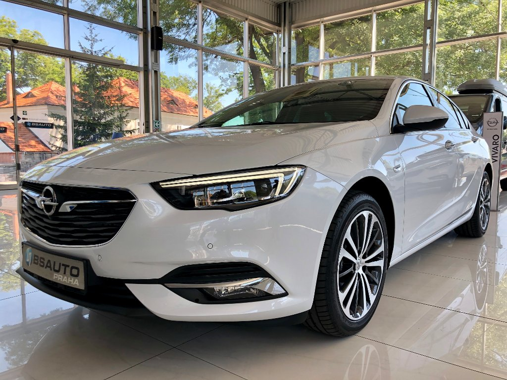 Opel Insignia GS Exclusive 2,0 CDTi AUTOMAT