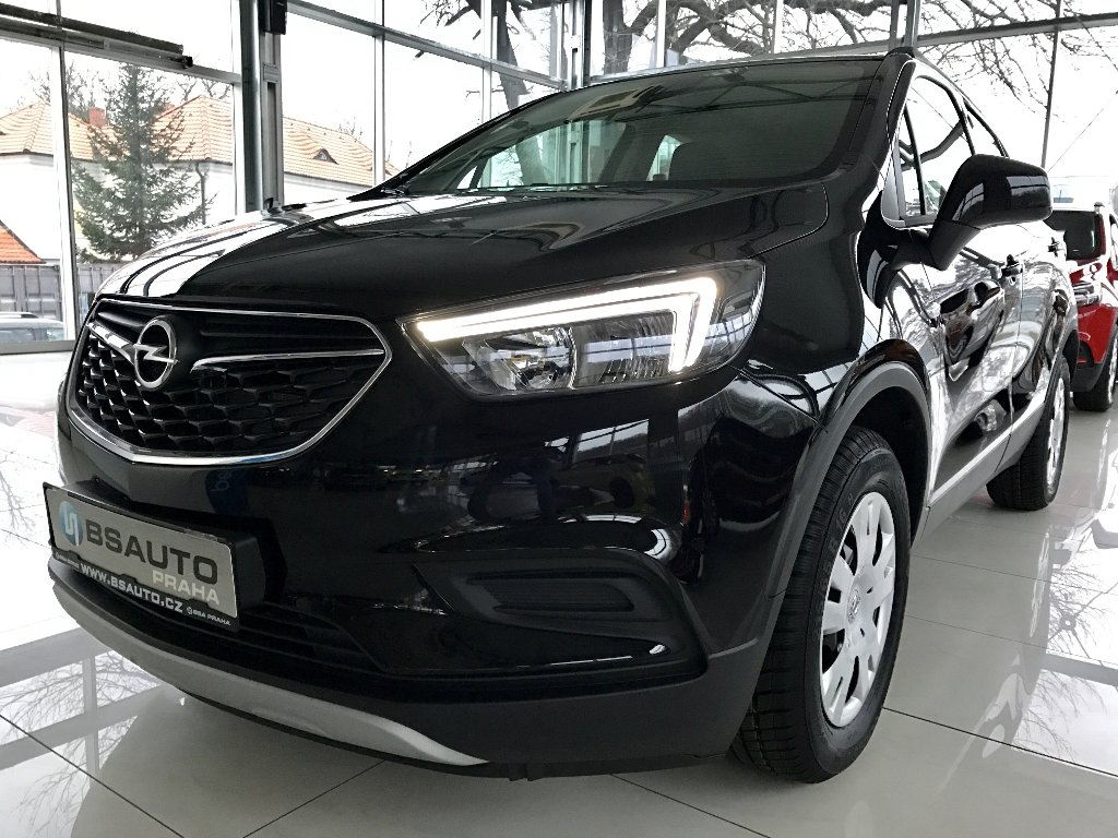 Opel Mokka X Selection 1,4 Turbo MT6 + ZP